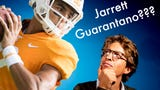 There's been a lot of debate about how to pronounce Tennessee quarterback Jarrett Guarantano's last name. We at Knox News took a stab at it.