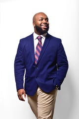 Matthew Sias Jr. is a Democrat running to represent the new District 1 on Lafayette's soon-to-form city council in the election on October 12.