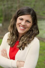 Sarah Gauthier Roy is a Democrat running to represent the new District 1 on Lafayette's soon-to-form city council in the election on October 12.