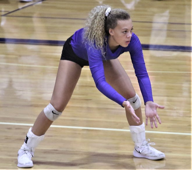 Ontario's Carleigh Pearson has the Lady Warriors looking to compete for an MOAC title in 2020.