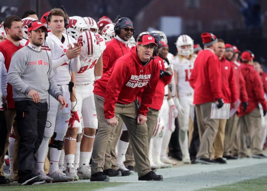 Paul Chryst begins his fifth season as Wisconsin's head coach on Friday at South Florida.