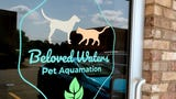 Shay Underwood, owner of Beloved Waters, explains water-based cremation