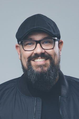 Mike Weaver, member of Christian band Big Daddy Weave, headshot.