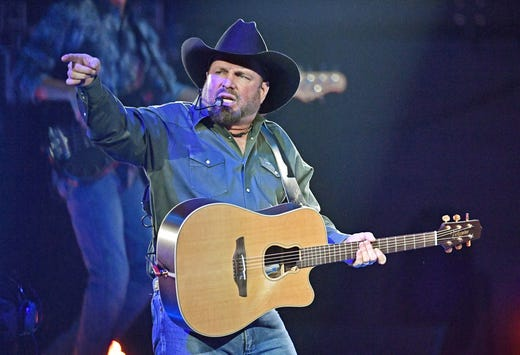 Garth Brooks is a nominee for Entertainer of the Year.