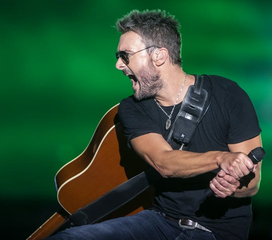 "Eric Church is a nominee for Music Video of the Year for ""Some Of It."""
