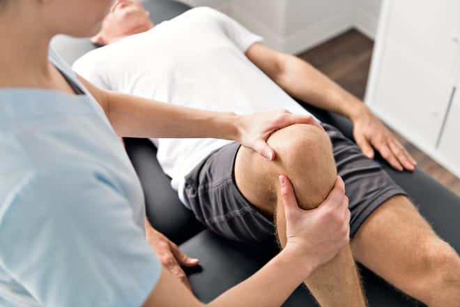 Orthopaedic non-surgical treatments may include topical or oral medications, steroid injections, physical therapy and minimally invasive procedures performed in the office to relieve pressure and pain.