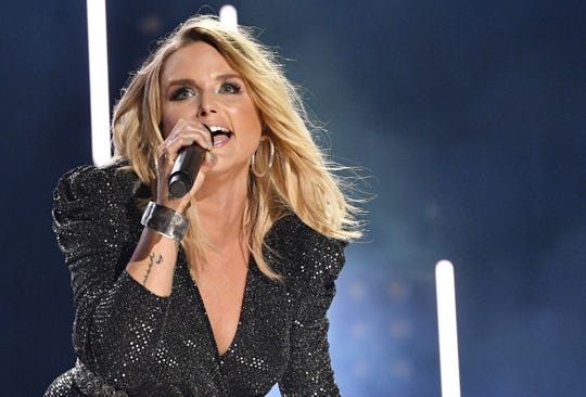 Miranda Lambert is a nominee for Female Vocalist of the Year.