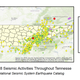 Data shows earthquakes on the rise in Tennessee, but what does that mean?
