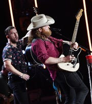 The Brothers Osborne is a nominee for Vocal Duo of the Year.