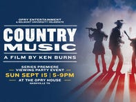 Here are all the songs on the Ken Burns 'Country Music' documentary soundtrack