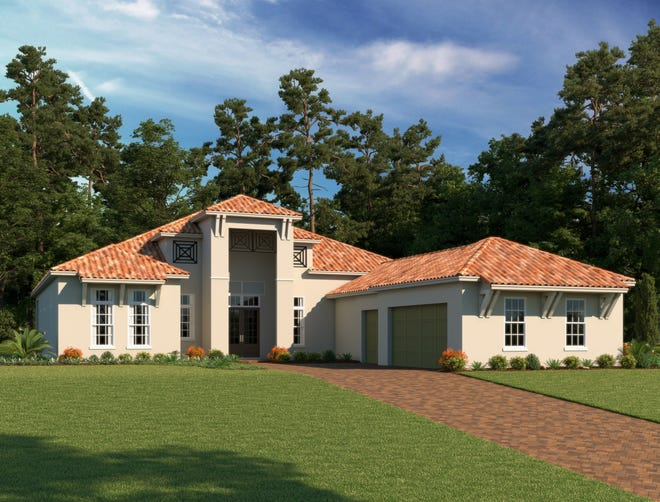 Clive Daniel Home will provide furnishings for The Pontevedra II model home in Marsh Cove at Fiddler's Creek.