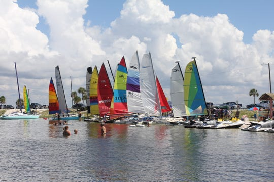 Juana's Pagodas and Sailors' Grill will host the 29th annual Juana Good Time Regatta on Navarre Beach from Sept. 6-8.
