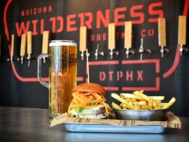 Arizona Wilderness will have new options on the menu starting at the Labor Day weekend grand opening event.