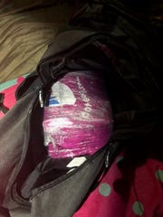 Arizona Department of Public Safety seizes drugs from a vehicle in Northern Arizona.
