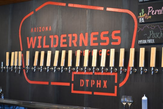 Arizona Wilderness will celebrate its downtown location's grand opening and Gilbert location's sixth anniversary on Labor Day weekend, 2019.