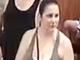 Woman accompanying suspect