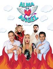 """Niurka protagoniza la serie """"Alma de Ángel"""", al lado de Raúl Araiza y Julio Bracho, bajo la producción de Nazareno Pérez Brancatto."""