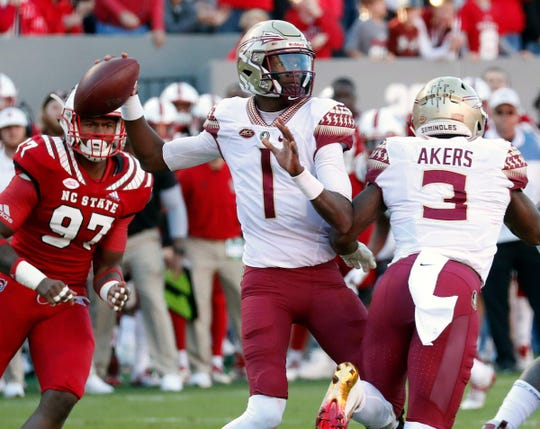 Florida State opens the season against Boise State, one of two games against ACC opponents for the Mountain West in Week 1.