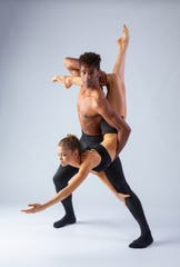 Tallahassee Ballet's Jorge Areco and Celinah Umaray will be part of An Evening of Music & Dance on Sept. 6.