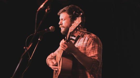 Matt Fowler will perform at Blue Tavern on Thursday.