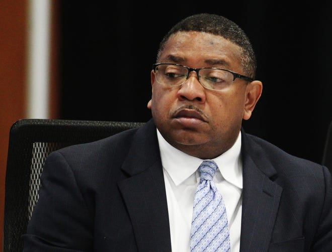 Kelvin Lawson, chairman of the Board of Trustees, Florida A&M University