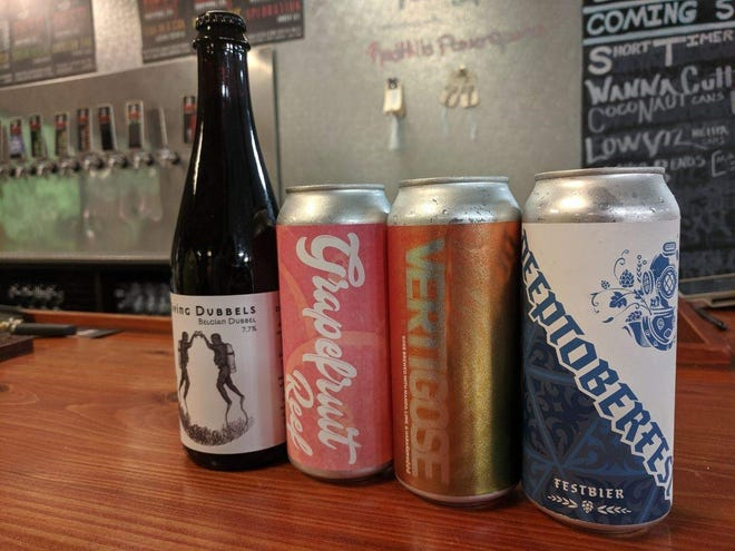 Deep's CANiversary, a celebration of 3 years of serving Tallahassee, will feature three can releases, a bottle release, and a number of specialty tappings.