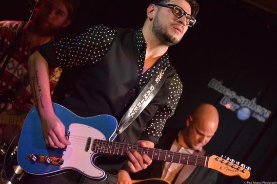 Jose Ramirez  plays Saturday at the Bradfordville Blues Club.