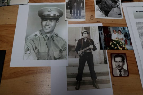 After being freed from concentration camps after World War II, Richard Friedemann joined the Polish Scouts and after coming to America, the U.S. Army.