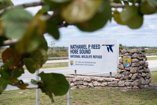 Nathaniel P. Reed Hobe Sound National Wildlife Refuge