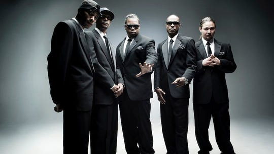 Bone Thugs-N-Harmony.