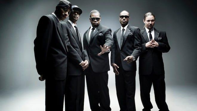 Bone Thugs-N-Harmony will perform at Newport Music Hall on Nov. 12.