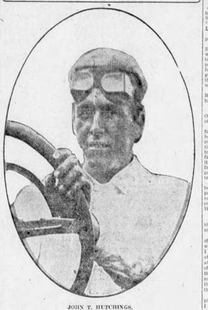 Nov. 3, 1919: J.T. Hutchings