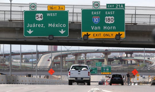 Motorists traveling to Juárez will face a nine-month closure to westbound I-10 access to the Juárez flyover. Juárez will be accessible from the northeast and west side.