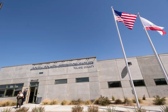 Tulare County jails are restricting in-person visitations in response to the novel coronavirus.