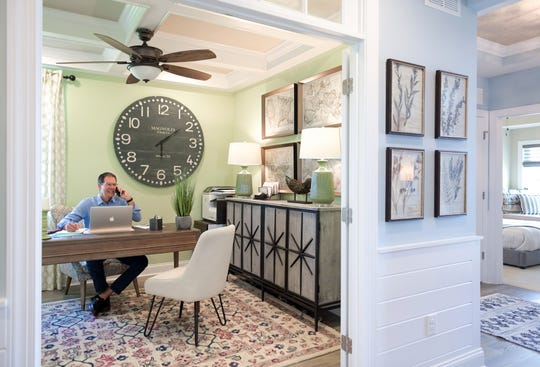 Setting up a workstation is an ideal option for many aspiring homeowners.