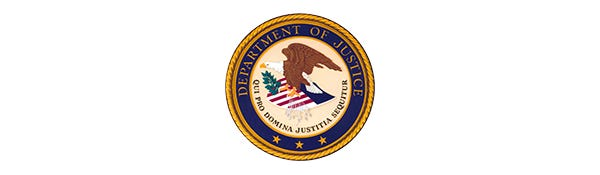 The DOJ indicted 24 individuals on charges of racketeering conspiracy, violent crimes in aid of racketeering, drug conspiracy and firearms trafficking in connection with the Aryan Circle - a race-based gang that operates inside and outside federal prisons.