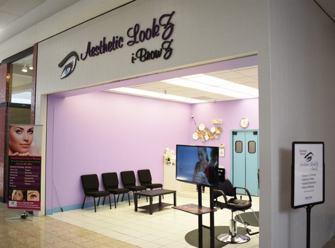 Aesthetic LookZ i-BrowZ opened in Colony Square Mall on Monday and is the first salon of its kind in the mall. The store will have a ribbon-cutting ceremony at 11 a.m. Friday