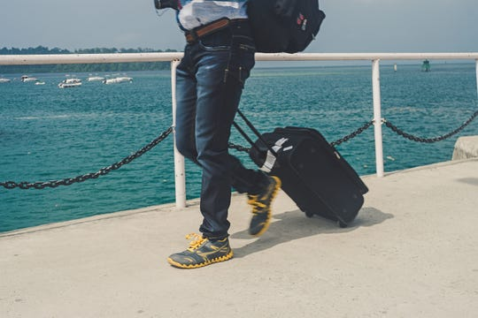 Aim to arrive in port a couple of days early in case difficulties arise. Prepare for the possibility – and it happens – that you might actually arrive home a day or two late.