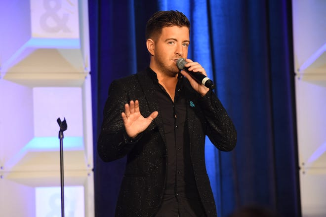 Billy Gilman performs in 2017.