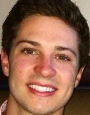 Tucker Hipps who died in Sept. 22, 2014, after a fall off the S.C. 93 bridge over Hartwell Lake near Clemson University.