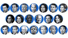2020 Democratic candidates 8.28.19