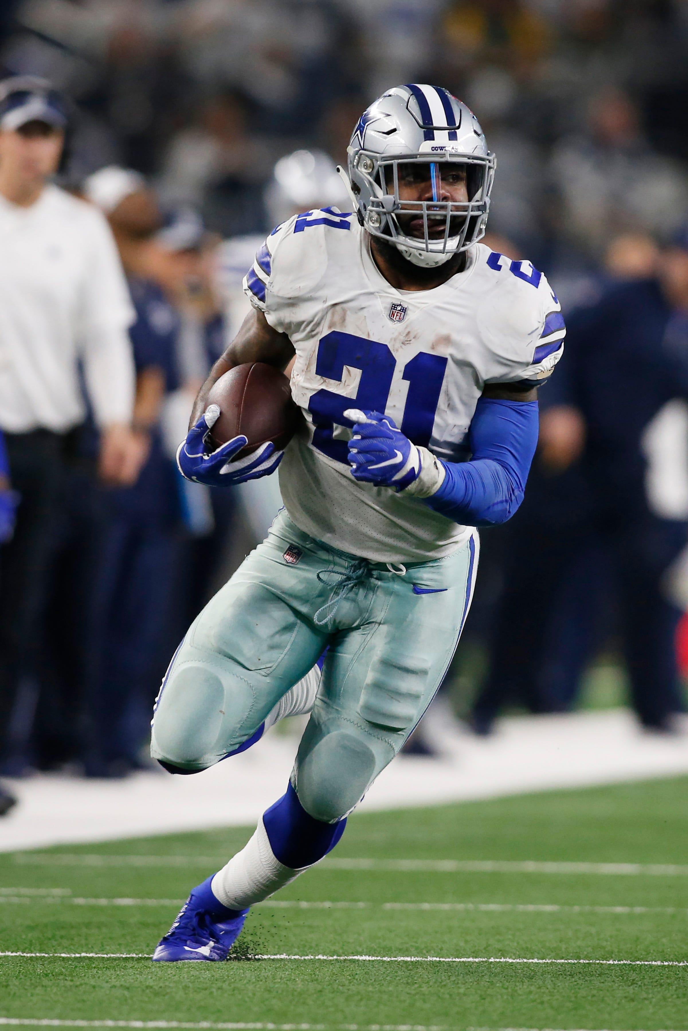 Jerry Jones not rushing Ezekiel Elliott back, wants Cowboys star fresh for playoffs