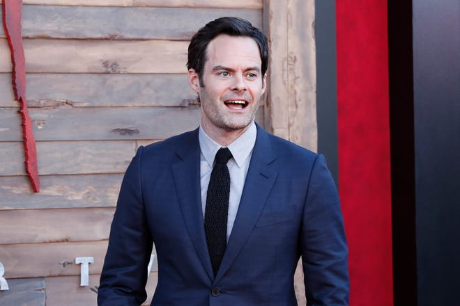 """Bill Hader thinks the idea of deepfake videos is """"so strange."""" He hasn't watched any of the viral videos that include his likeness."""
