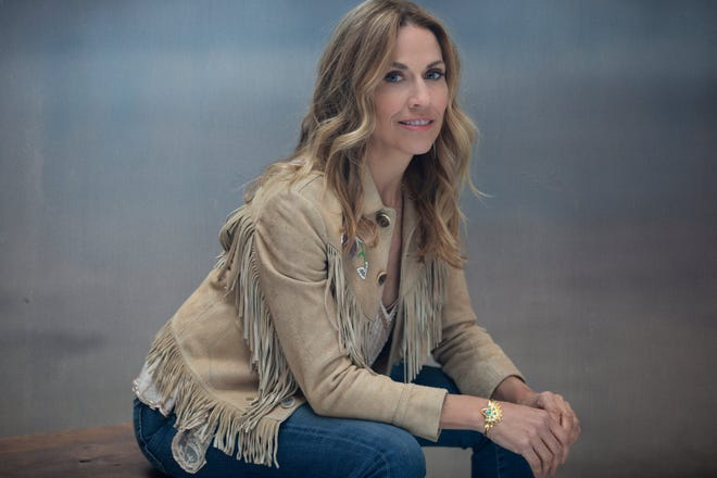 """Sheryl Crow releases her latest album, """"Threads,"""" Aug. 30. The 17-track project features collaborations with such stars as Bonnie Raitt, Chris Stapleton, Willie Nelson and Vince Gill."""