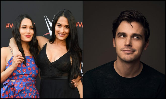 """USA TODAY Wine & Food Experience starts in New York Sept. 7 with appearances by Antoni Porowski, food and wine expert on """"Queer Eye"""" and cookbook author, and the Bella Twins, professional wrestling team who have a wine label called Belle Radici."""
