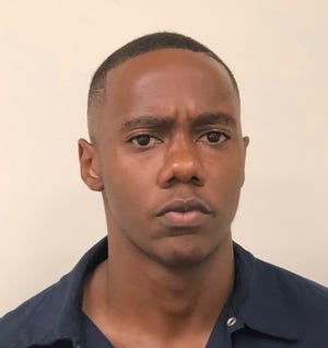This photo provided by Clayton County Police Department Kenneth Thomas Bowen III.   Authorities have arrested Bowen, accused of raping at least eight women since 2015. Clayton County Police say 24-year-old Kenneth Thomas Bowen III was arrested Tuesday, Aug. 27, 2019 at his job and charged with rape. The police statement says Bowen was connected to the crimes by DNA evidence. (Clayton County Police Department via AP) ORG XMIT: NY113