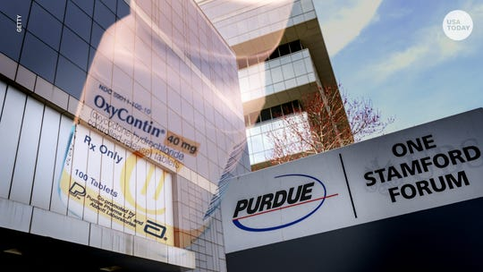 OxyContin maker Purdue Pharma is reportedly offering a settlement worth up to $12 billion to resolve claims over its role in the opioid crisis.