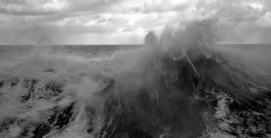 Ever wondered where hurricanes go to die? You guessed it, the north Atlantic. So be prepared for choppy water during European cruises during storm season.