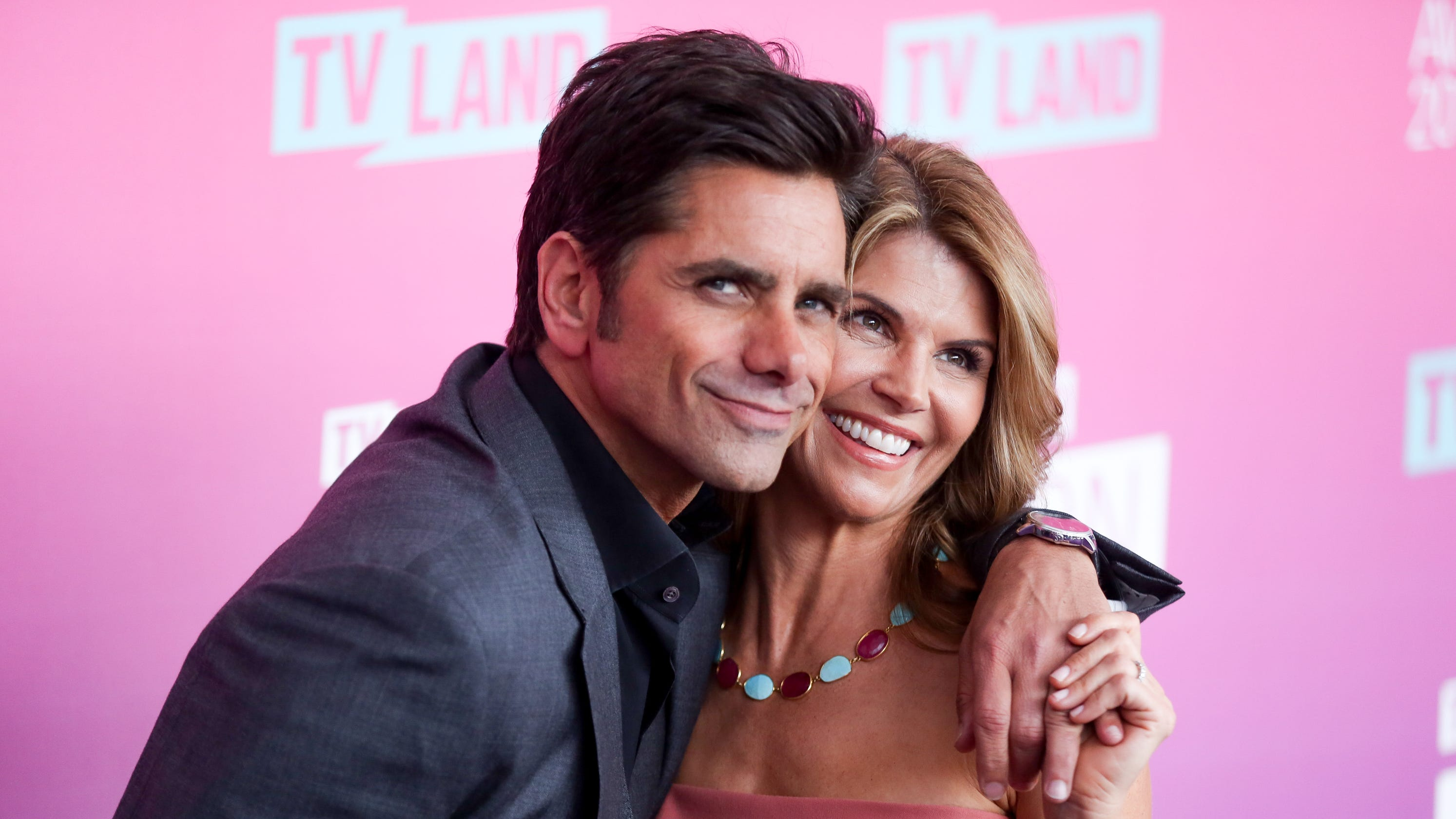 'I can't figure it out': John Stamos is still perplexed over Lori Loughlin scandal