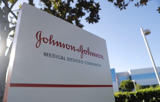 Johnson & Johnson campus in Irvine, California.
